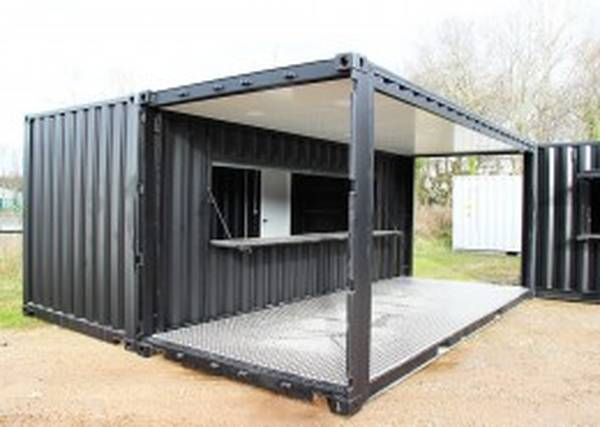 extension maison container prix